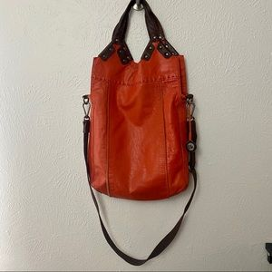 The Sak Bags - The Sak Leather Convertible Crossbody Bag